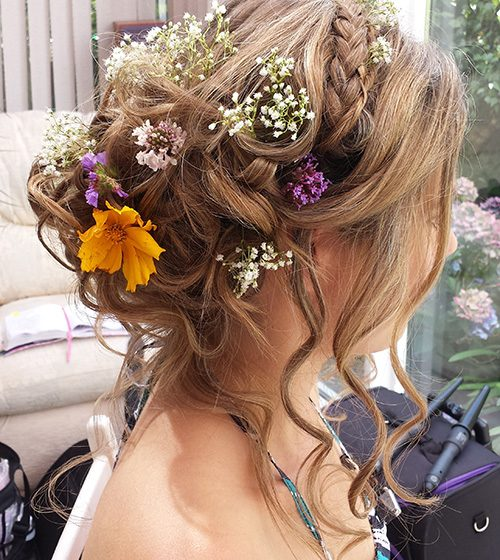Wedding Hair exeter