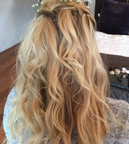 Wedding Hair exmouth