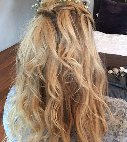 Wedding Hair exmouth