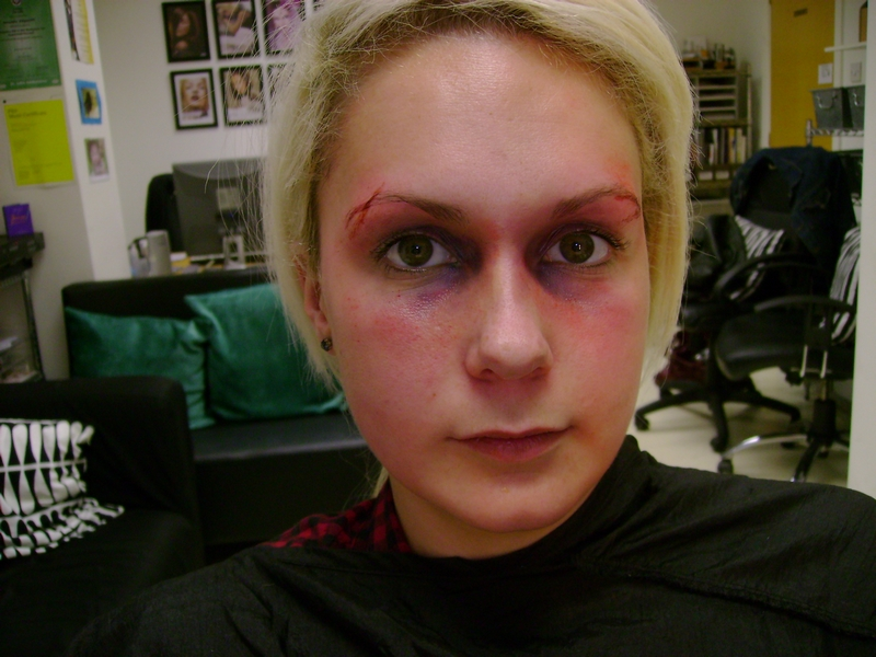 special effect make-up
